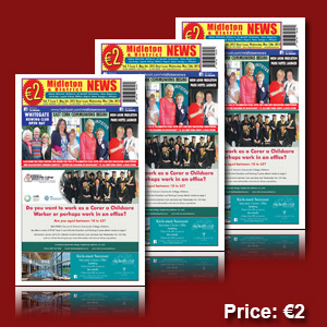 Midleton News May 6th 2015 | eBooks | Periodicals