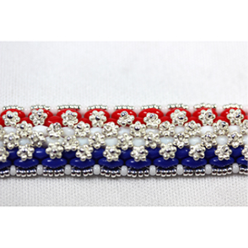 Second Additional product image for - I Love the USA Mountains Bracelet