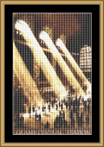 Grand Central Station | Crafting | Cross-Stitch | Other