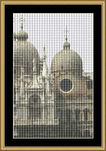Doges Palace | Crafting | Cross-Stitch | Religious