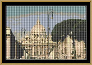St. Peters | Crafting | Cross-Stitch | Religious