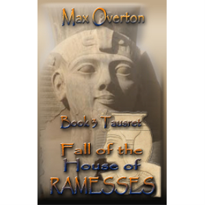 fall of the house of ramesses, book 3: tausret
