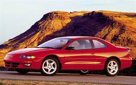 1998 Dodge Avenger MVMA Specifications | eBooks | Automotive