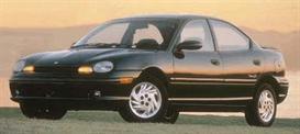1998 Dodge Neon MVMA Specifications | eBooks | Automotive