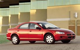 1998 Dodge Stratus MVMA Specifications | eBooks | Automotive
