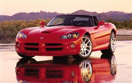 1998 Dodge Viper MVMA Specifications | eBooks | Automotive