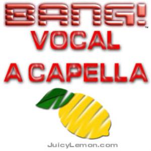 shooting star original vocal acapella (bang & jo james)