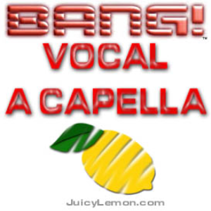 sunshine on a cloudy day vocal acapella (bang & jo james)