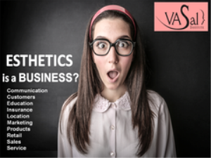esthetics is more than skincare it's a business!