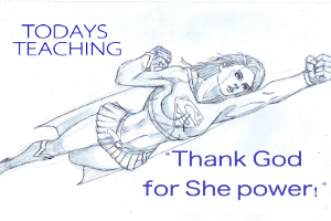Thank God for She power! | Audio Books | Religion and Spirituality