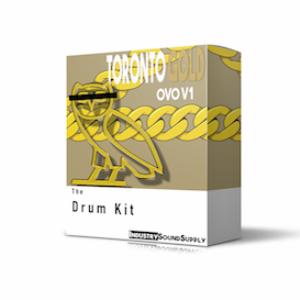 toronto gold ovo v1 drum kit