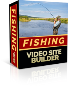 fishing video site builder