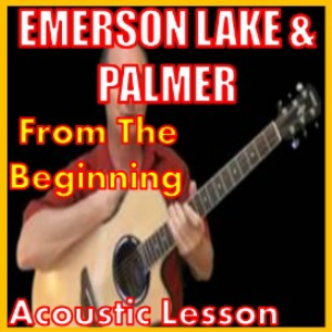Learn to play From The Beginning by Emerson Lake and Palmer | Movies and Videos | Educational