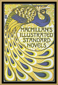art nouveau poster collection - peacock edition