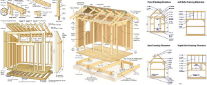 get instant access to over 12,000 shed plans & woodworking projects!