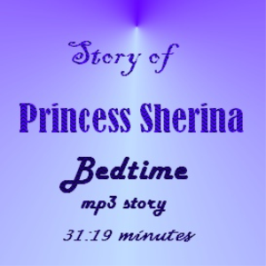 Princess Sherina mp3 Story | Audio Books | Children's