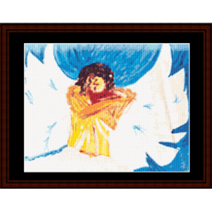 Lonely - Nancy Murphy cross stitch pattern by Cross Stitch Collectibles | Crafting | Cross-Stitch | Other