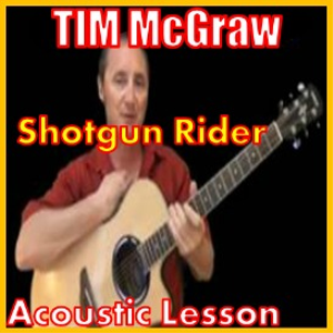 Learn to play Shotgun Rider by Tim Mcraw | Movies and Videos | Educational