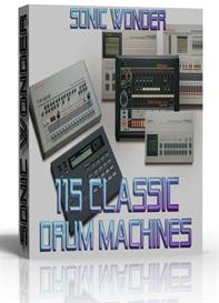 115 Vintage Drum Machines  - Wave Samples -  - | Music | Soundbanks