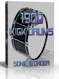 1900 High Quality Producer Kick Drums   - Wave Samples - | Music | Soundbanks