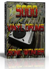 5000 Vinyl Drums  - Wave Samples - | Music | Soundbanks