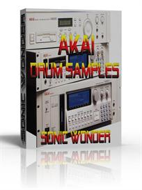 Akai Drum Samples  - Wave Drum Kits - | Music | Soundbanks