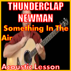 Learn to play Something In The Air by Thunderclap Newman | Movies and Videos | Educational