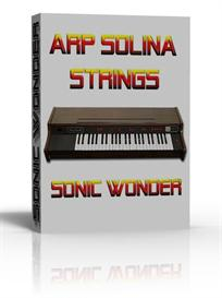 Arp Solina Strings -  Wave Multi Samples With Kontakt Files - | Music | Soundbanks