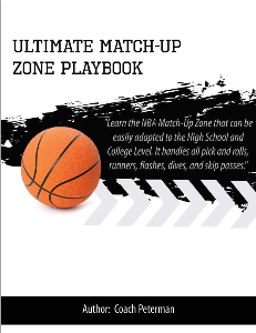 Triangle Offense and Ultimate Zone Offense Combo | eBooks | Sports