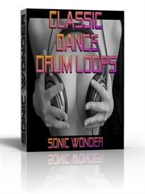 classic dance drum loops   - wave samples -