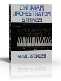 Crumar Orchestrator  Strings -  Wave Multi Samples With Kontakt Files | Music | Soundbanks