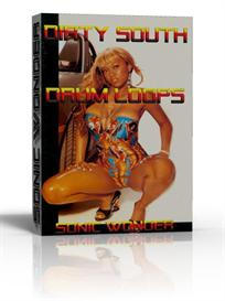 dirty south  - crunk drum loops   - wave samples -  -