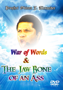 War Of Words And The Jaw Bone Of An Ass | Movies and Videos | Religion and Spirituality