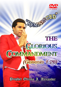 """reminisced"" The Glorious Commandment 