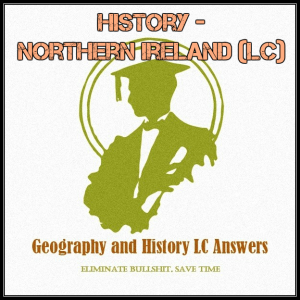 history - northern ireland (lc)