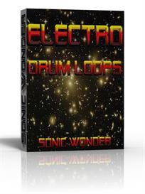 electro drum loops  - wave samples -