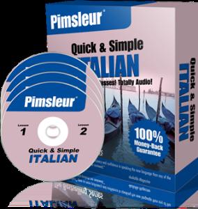 course learn italian in 10 days  (full package)