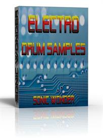 Electro Drum Samples   - Wave Drums - | Music | Soundbanks