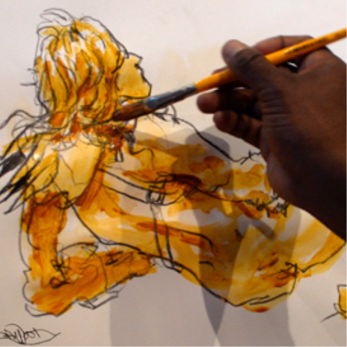 First Additional product image for - Creative Figure Drawing Walk-Through Demo Video