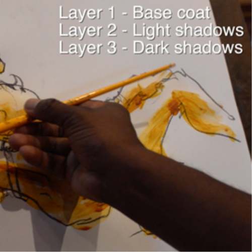 Third Additional product image for - Creative Figure Drawing Walk-Through Demo Video