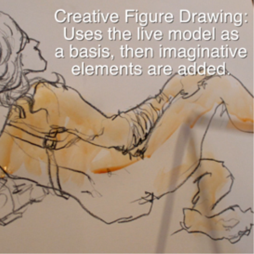 Fourth Additional product image for - Creative Figure Drawing Walk-Through Demo Video