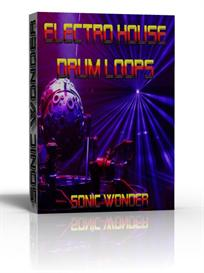 electro house drum loops  - wave samples -  -
