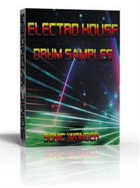 electro house drum samples  - wave drums -
