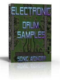 Electronic Drum Samples  - Single Hits  Wave Drums -  Drum Kit | Music | Soundbanks