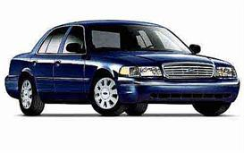 1998 Ford Crown Victoria MVMA Specifications | eBooks | Automotive