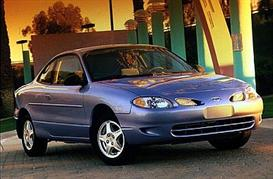 1998 Ford Escort ZX2 MVMA Specifications | eBooks | Automotive