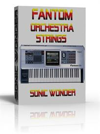Fantom Orchestra Strings - Wave Samples With Kontakt Files - | Music | Soundbanks