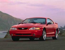 1998 Ford Mustang MVMA Specifications | eBooks | Automotive