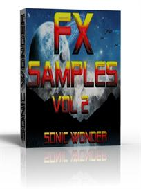 Fx Sound Samples Vol. 2   - 655  Wave Effect Sounds - | Music | Soundbanks