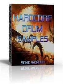 Hardcore One Shot Drums And Synth Hits  - Wave Samples - | Music | Soundbanks